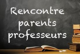 Réunion Parents 1ères